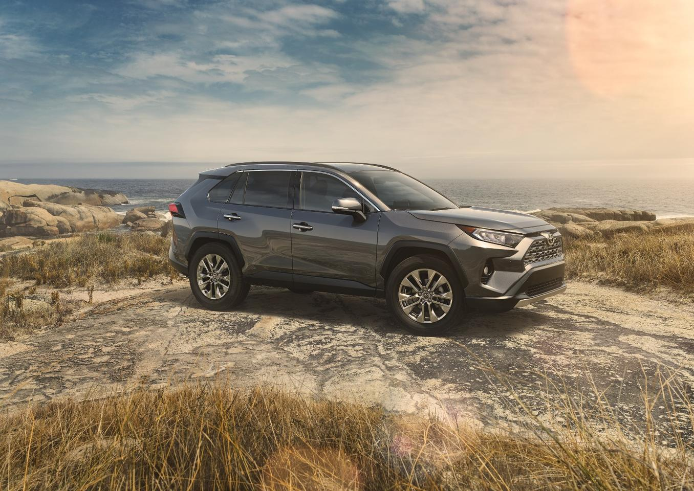 This new-generation RAV4 adds more engine power, while getting better fuel economy, and more off-road capability to its build