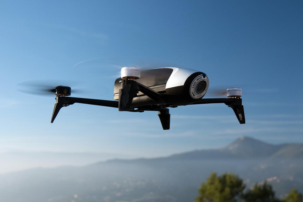 Parrot's lightweight Bebop 2 drone doubles down on flight time