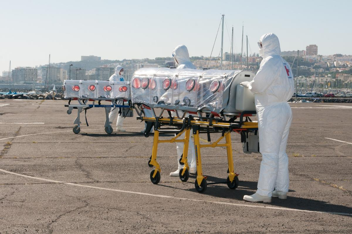 Epidemics like Ebola can break out without warning and CEPI wants to make sure that we're prepared for the next one