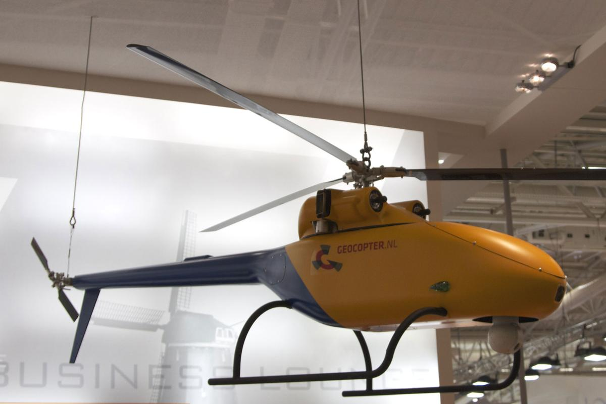Geocopter's GC-201