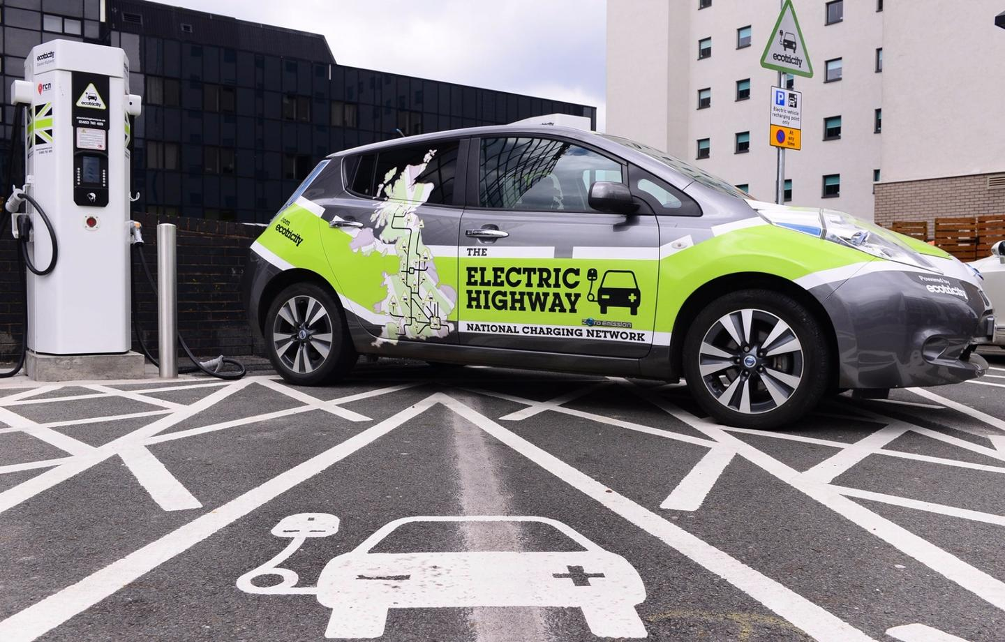 Ecotricity's Electric Highway is moving from a free-to-use network to pay-per-charge