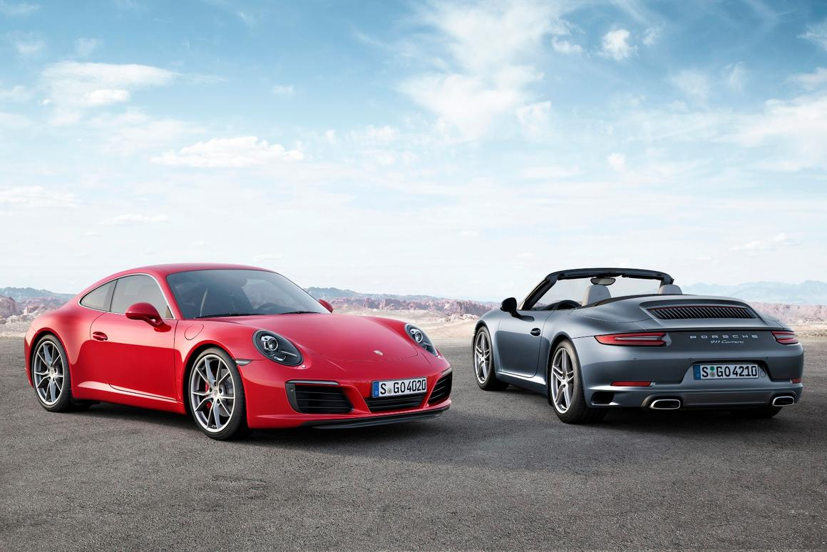 Porsche has gone turbo-only in search of better economy on the new 911 Carrera