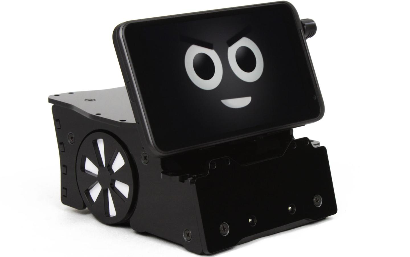 Overdrive Robotics' smartphone-powered SmartBot