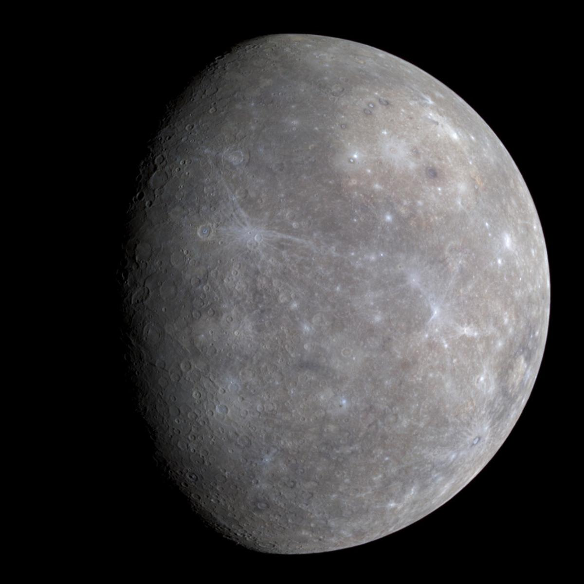 Even the hot rock that is Mercury is cooling over time and, as a result, its surface is buckling