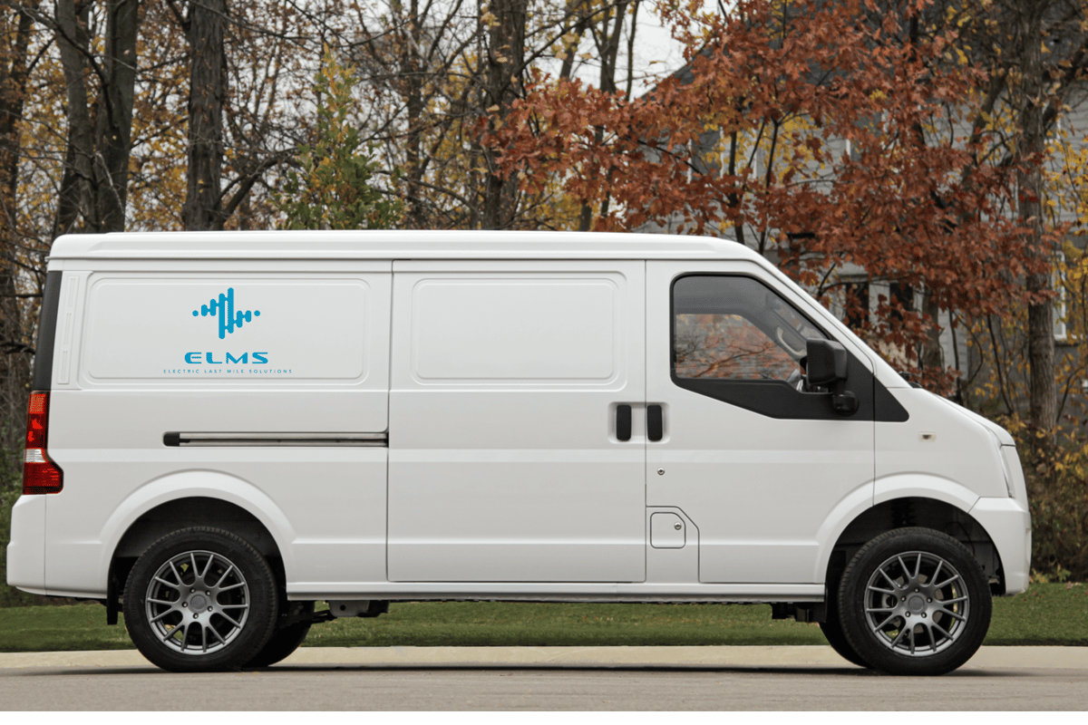 The Urban Delivery electric van is on track to be the first Class 1 commercial EV to go into production in the US