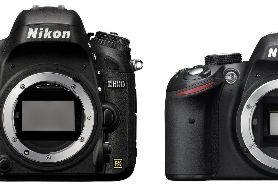 Camera sensor size: Why does it matter and exactly how big
