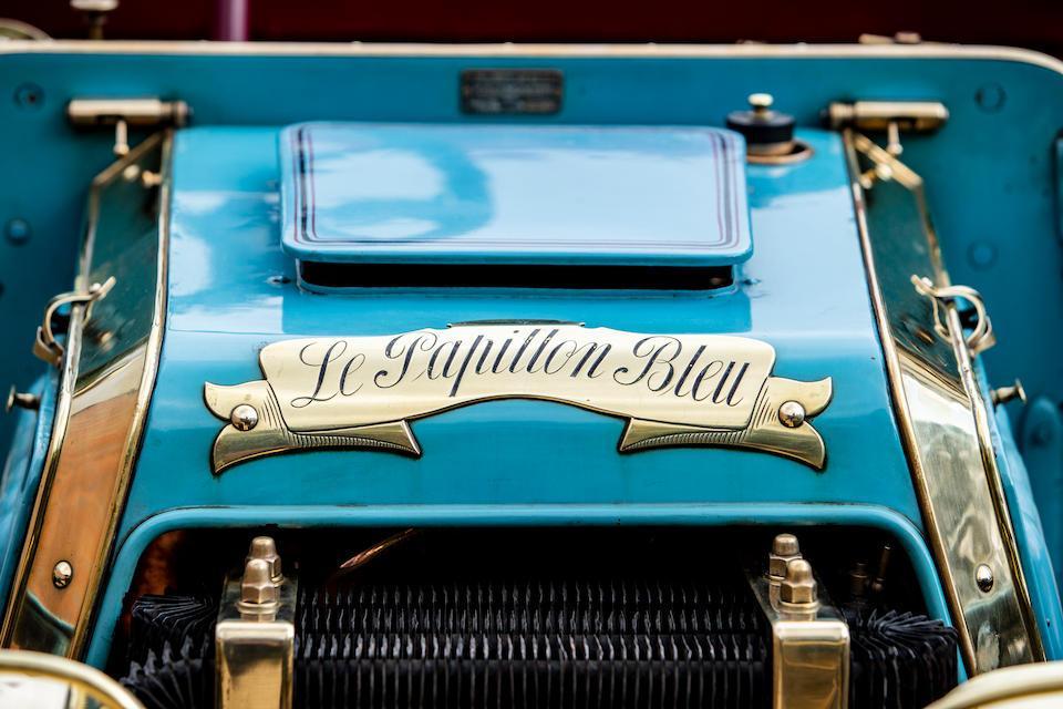 The Panhard 1901 7hp name