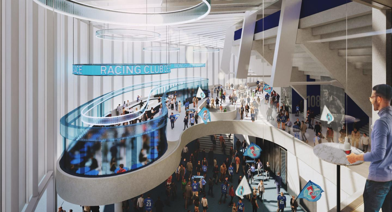 The Stade de la Meinau Renovation will improve facilities for soccer fans