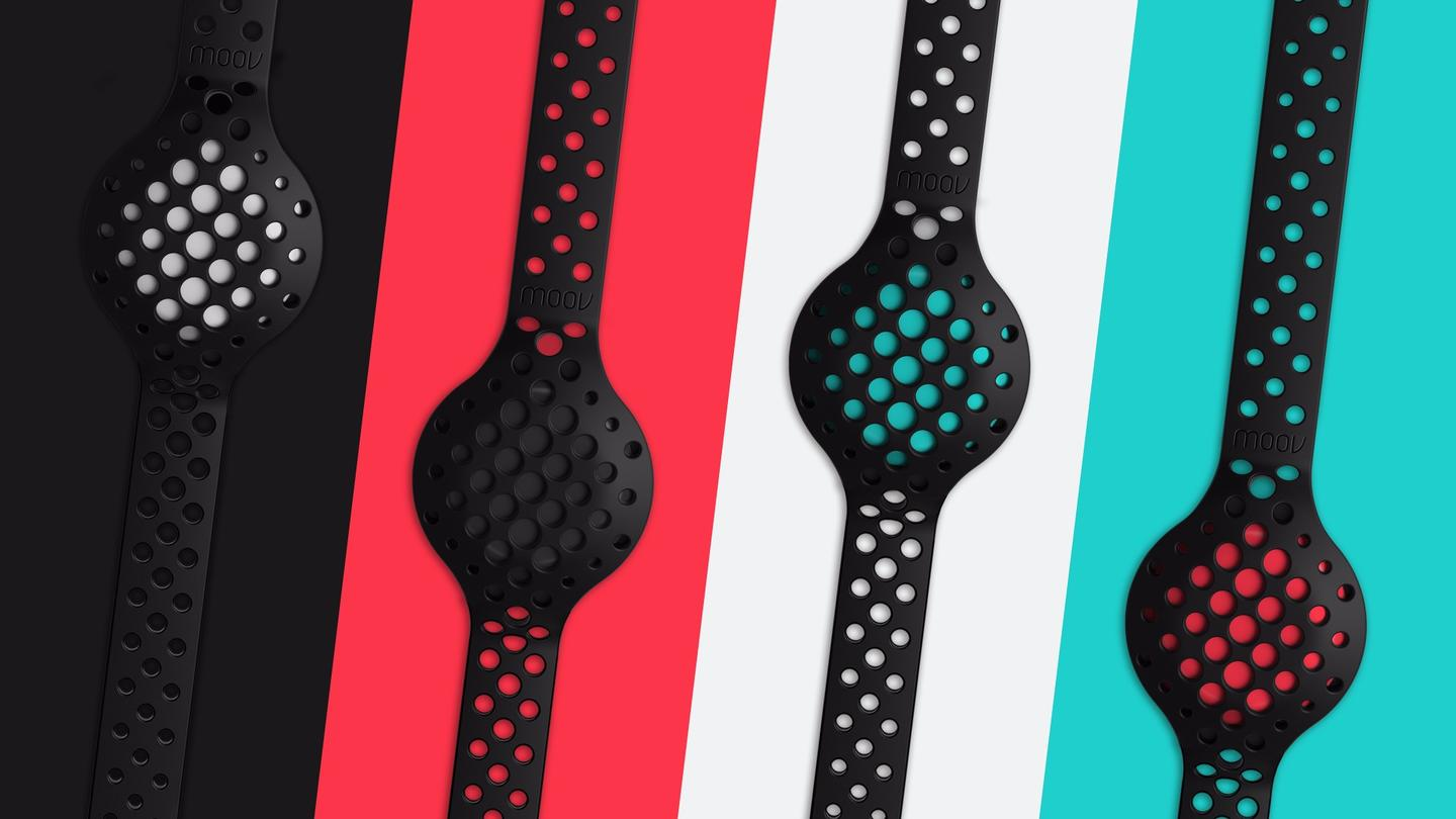 The Moov Now improves upon its predecessor with a smaller design and support for third part heart rate monitors