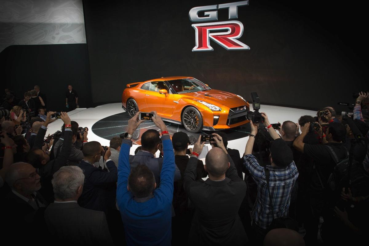 The most significant upgrade to the 2017 Nissan GT-R is its engine output