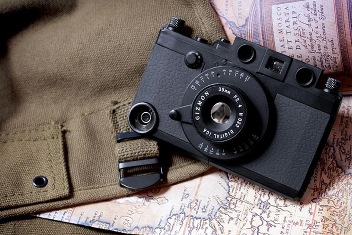 The Gizmon iCA Military Edition iPhone case