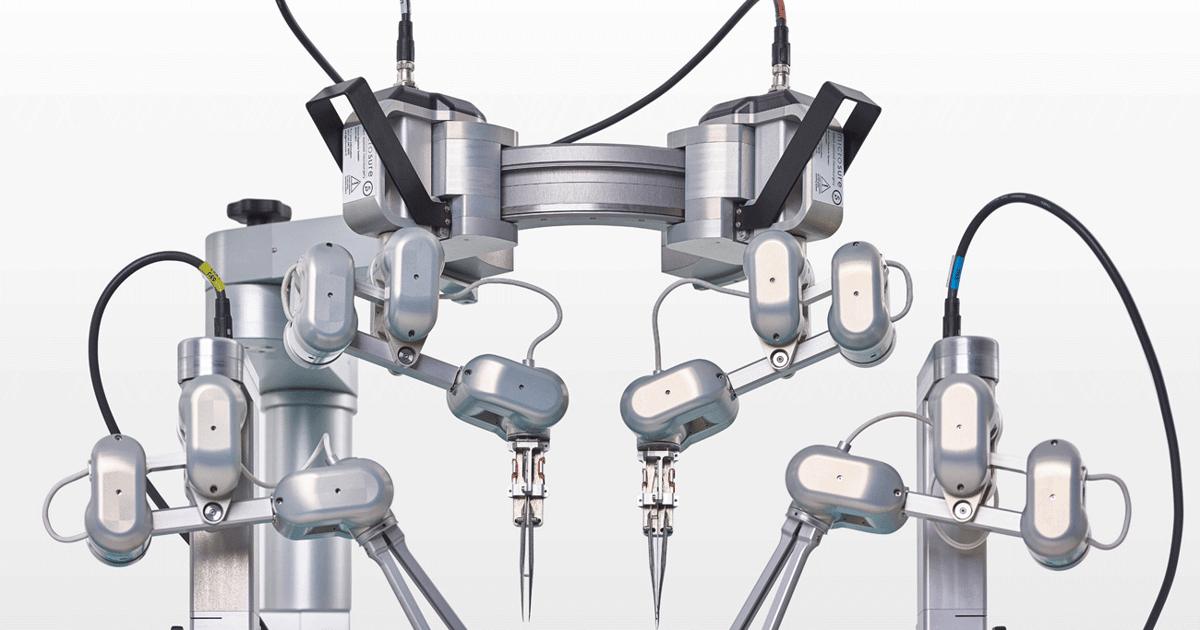 "Robot completes first round of ""supermicrosurgeries"" on human patients"