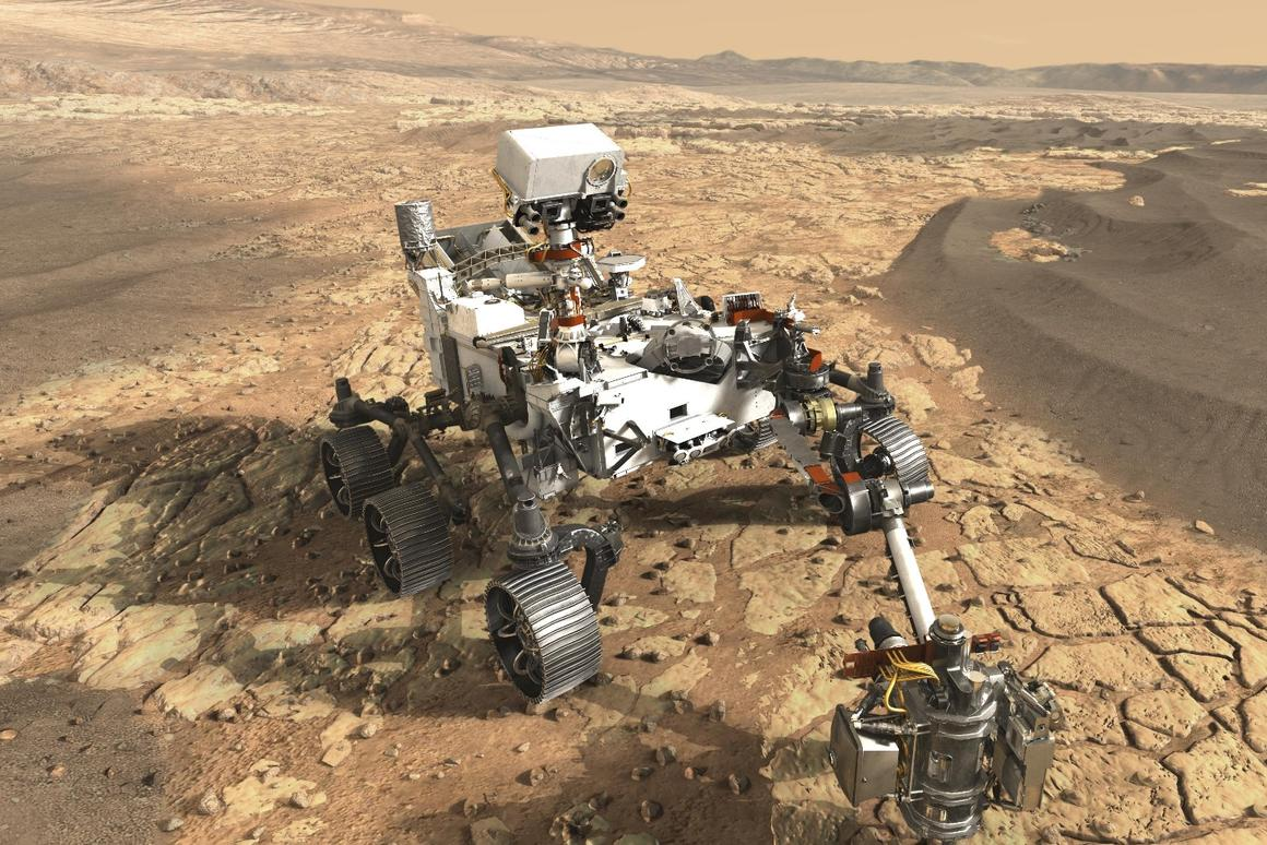 Mars 2020 rover goes nuclear with delivery of new electrical