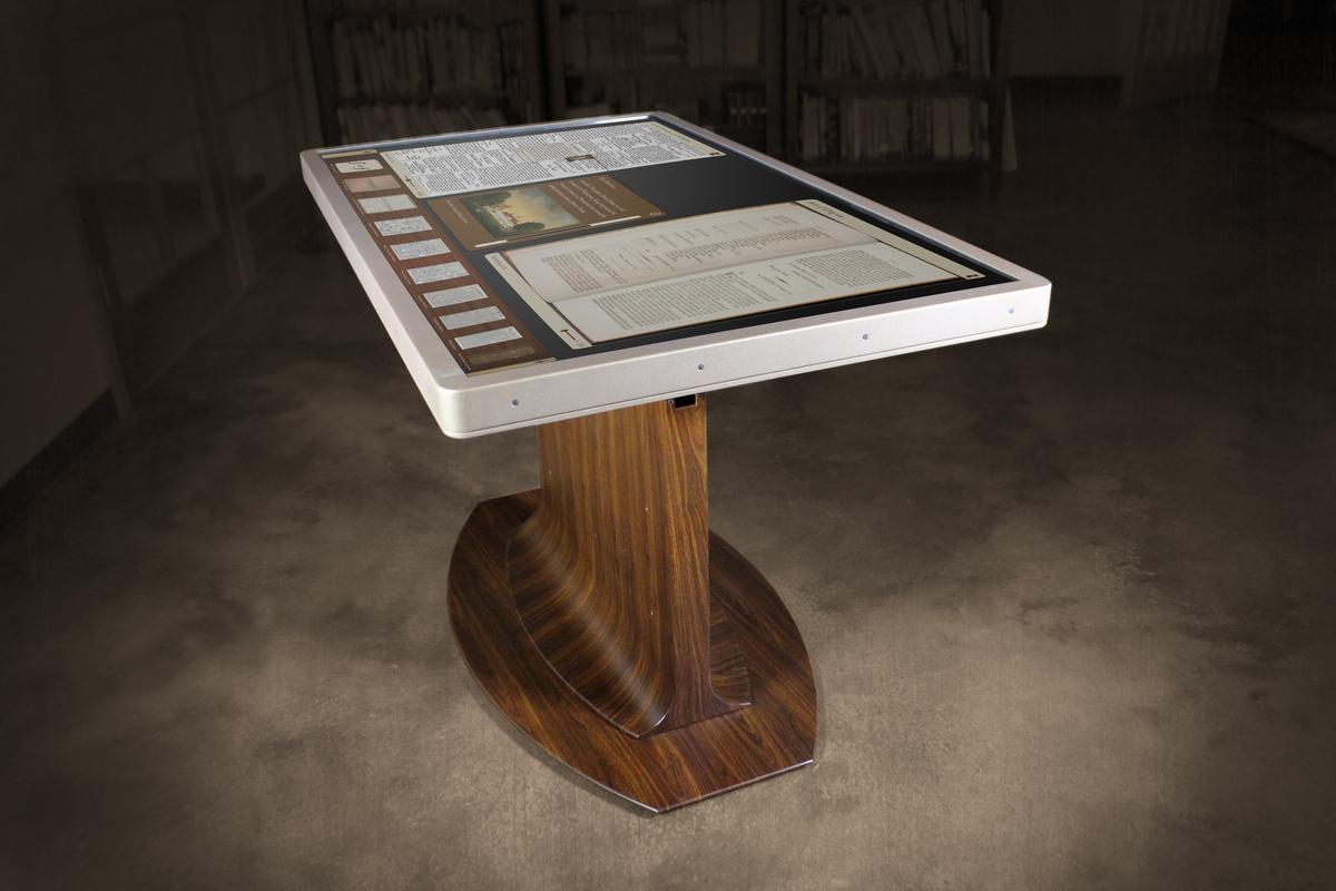 Ideum has announced 4K versions of its Platform, Pro, Presenter, Drafting and Pano multitouch tables and walls