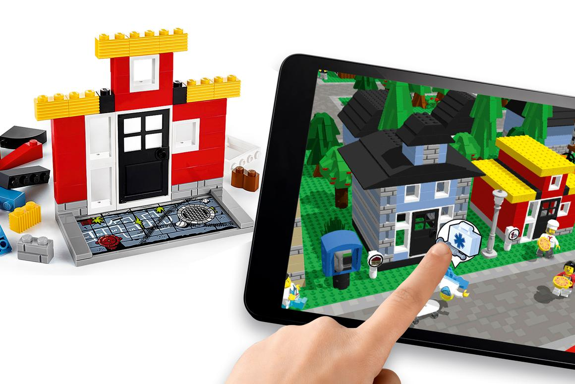 Lego Fusion lets users play with their physical creations in virtual worlds