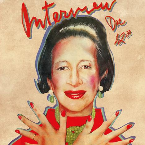 Diana Vreeland: The eye has to travel documentary directed by Lisa Immordino Vreelnd wins the fashion award (Image: Dianavreelandfilm.com)