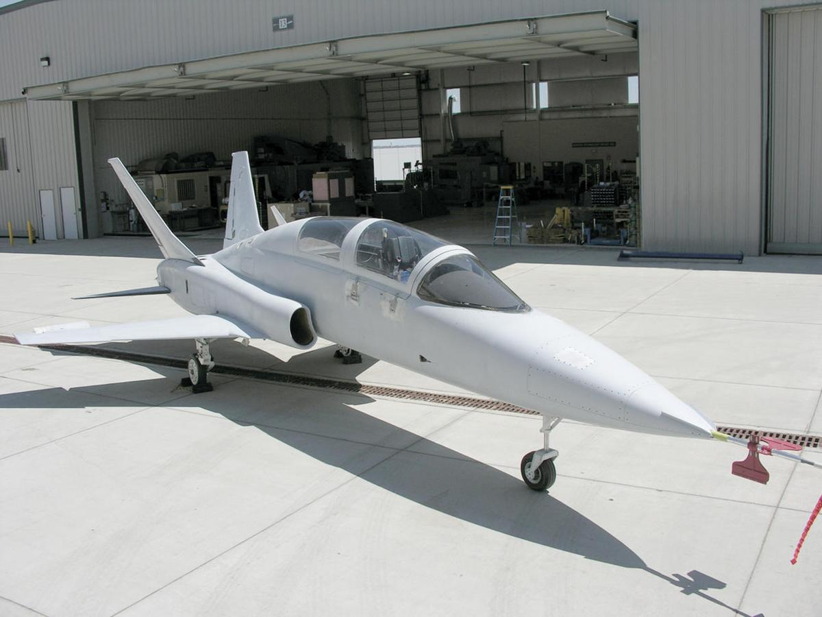 The Stavatti Javelin is the latest entry in the T-X competition