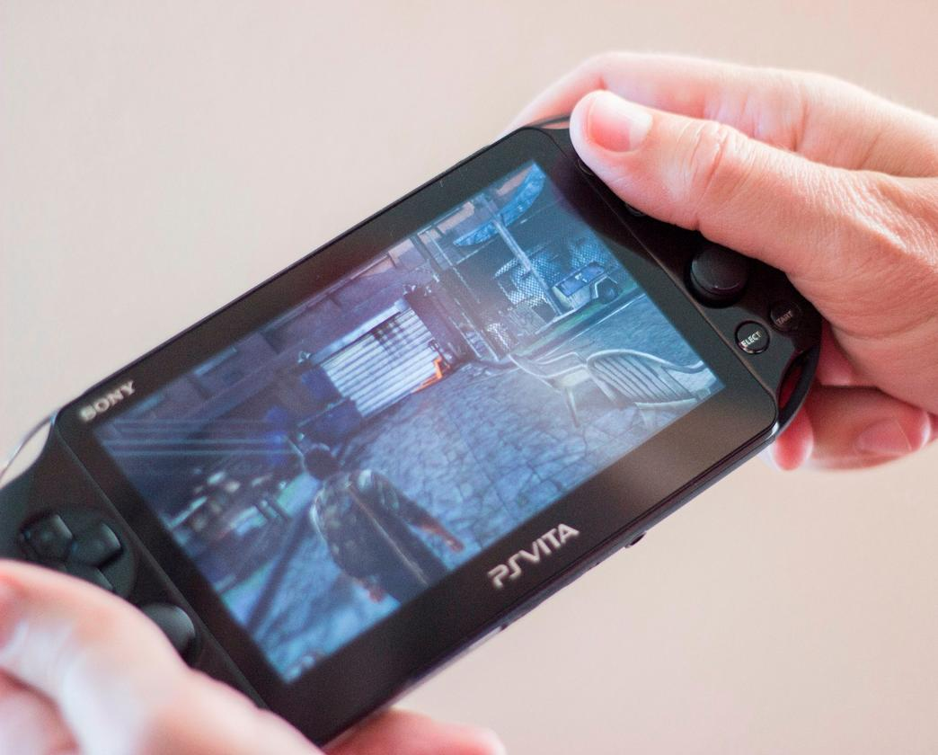 Sony's PS Now streaming service lets you play titles like The Last of Us (pictured) on your Vita