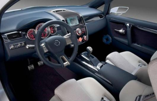 Tiida Sport Concept Interior