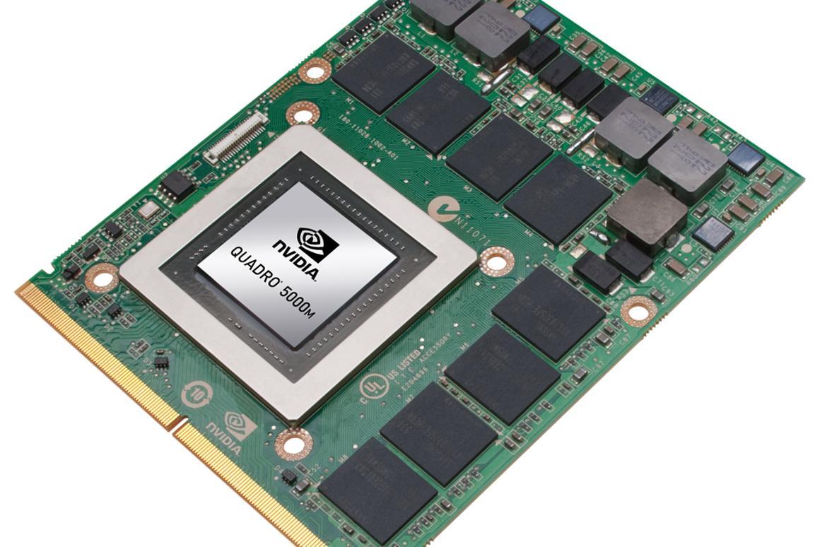 NVIDIA unveils new Fermi-Class Quadro GPUs