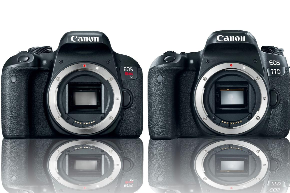 Canon focuses on the mid-range with two new DSLRs