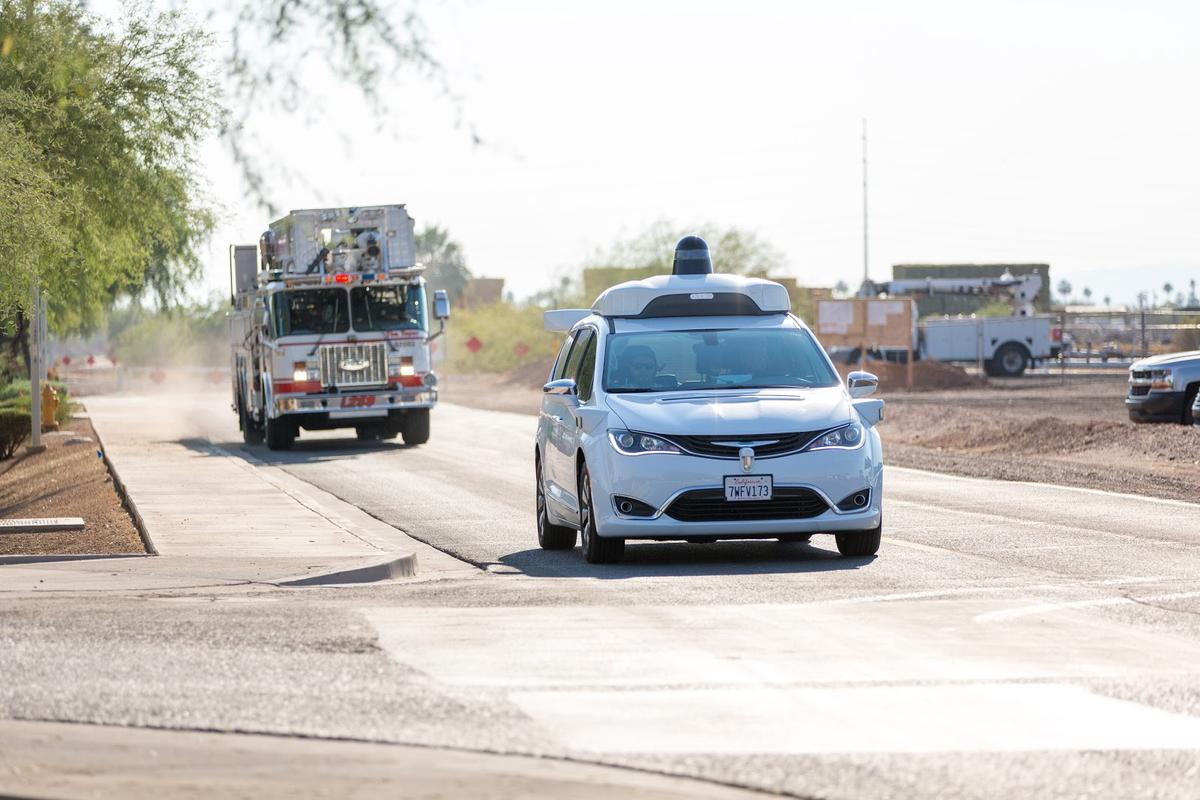 Waymo is training its software to not just detect the sirens, but pinpoint the direction the sirens are coming from