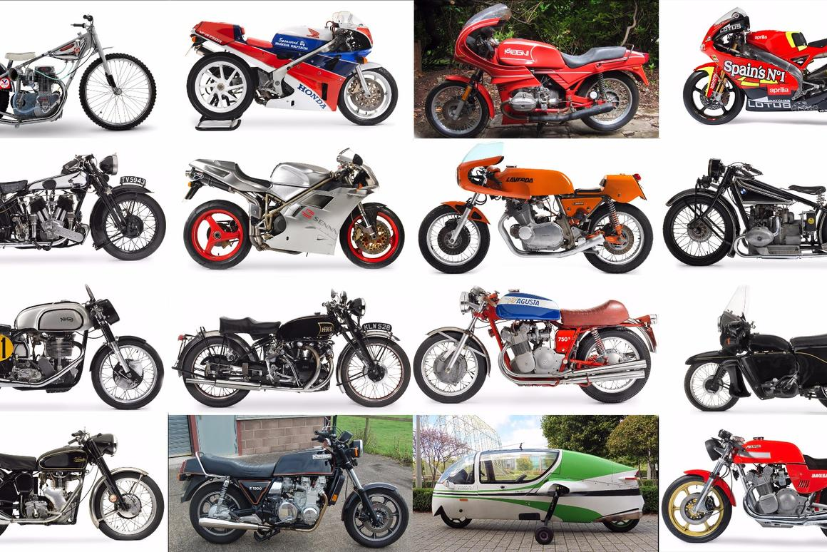 Some extraordinary motorcycles sold for not very much, and at the other end of the scale, several of the most expensive two-stroke motorcycles ever sold at auction changed hands.
