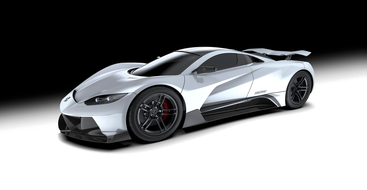Electronically speed limited to 260 mph, and that's OK with us