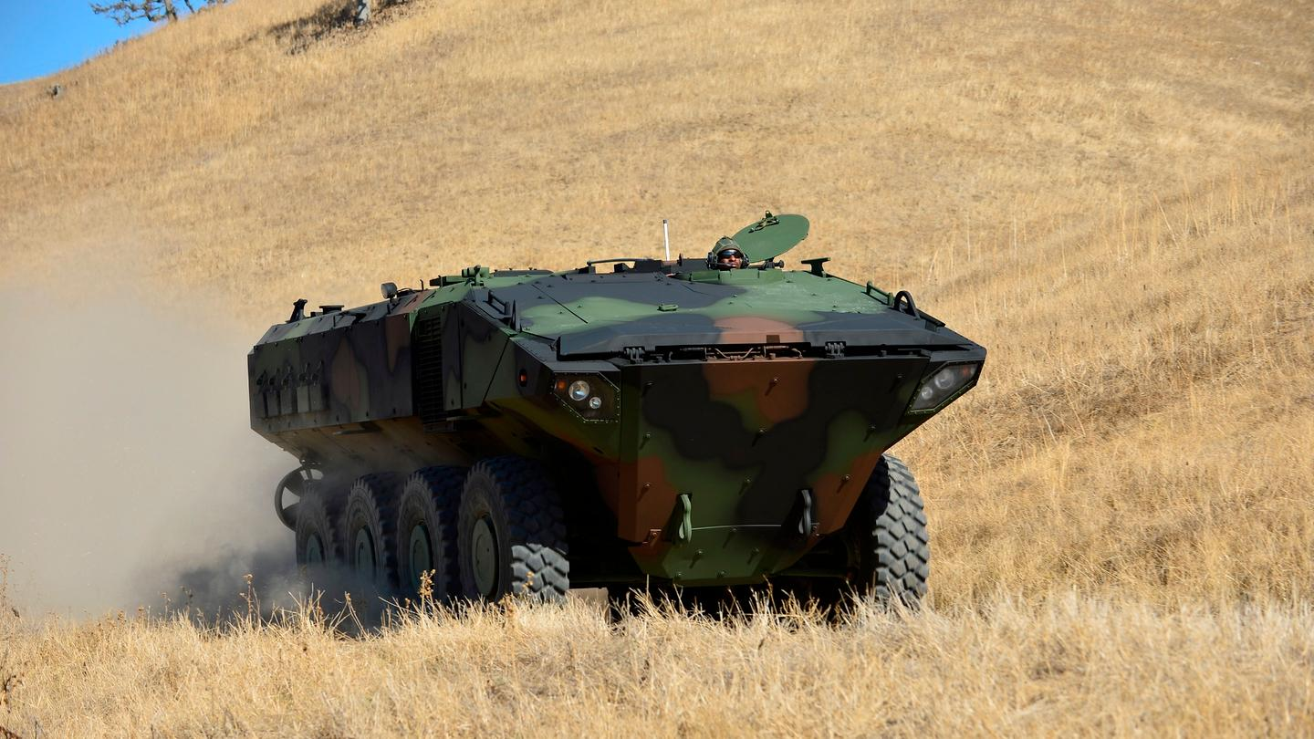 One of the 16 ACV prototypes that have already been built and tested