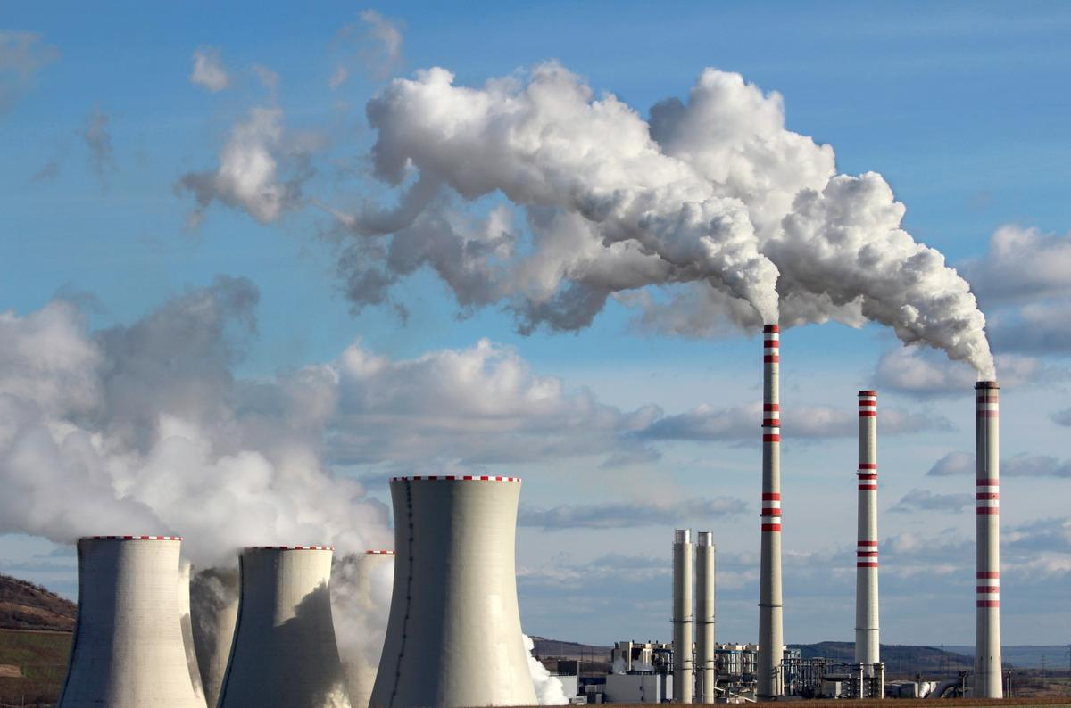 Global carbon emissions reached a record high in 2017