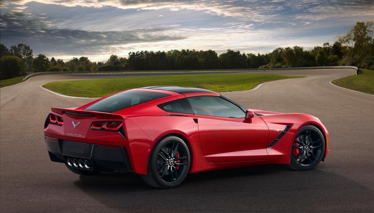 2014 Corvette Stingray © General Motors