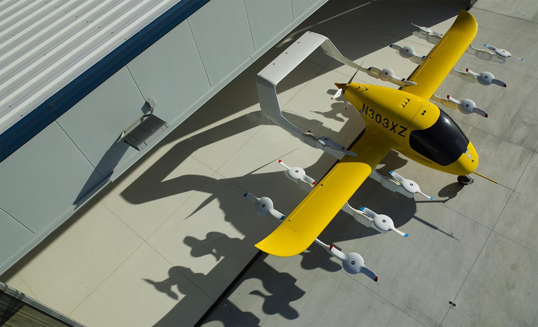 Cora разработан как беспилотное, автономное воздушное такси eVTOL