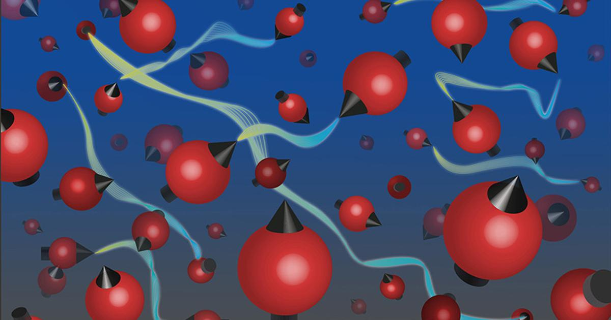 15 trillion quantum entangled atoms make a record-breaking hot mess