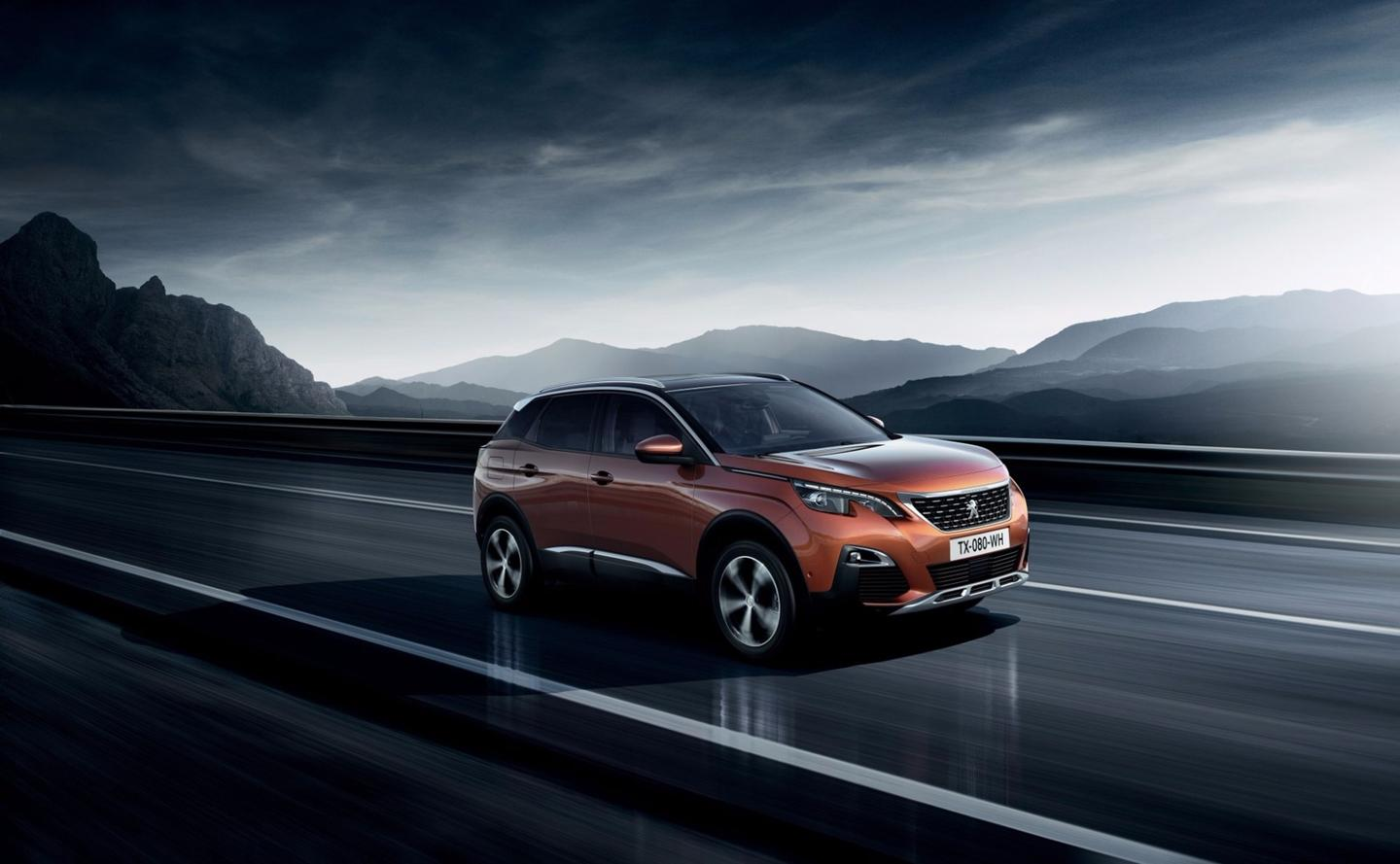 The new Peugeot 3008 is said to have improved efficiency and performance
