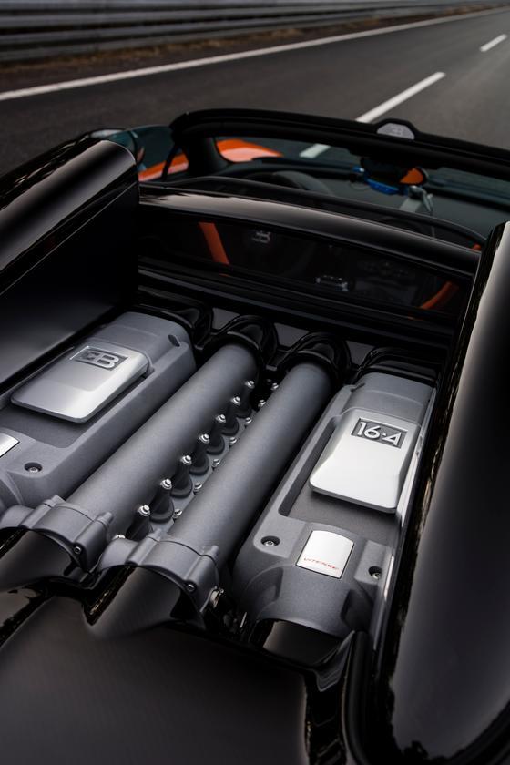 1,183-hp of W16 fury