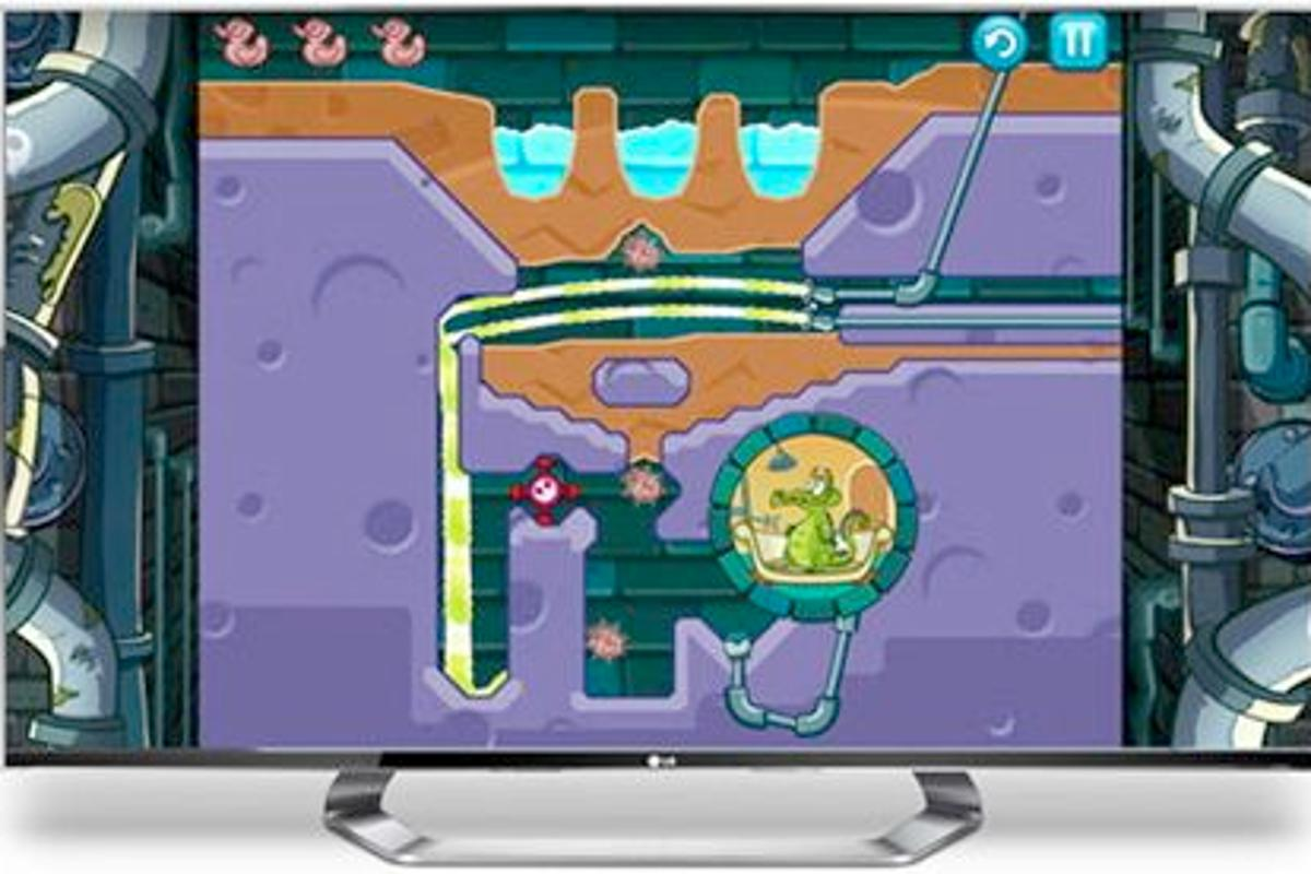LG Electronics has announced a new crop of gaming apps for its CINEMA 3D Smart TV