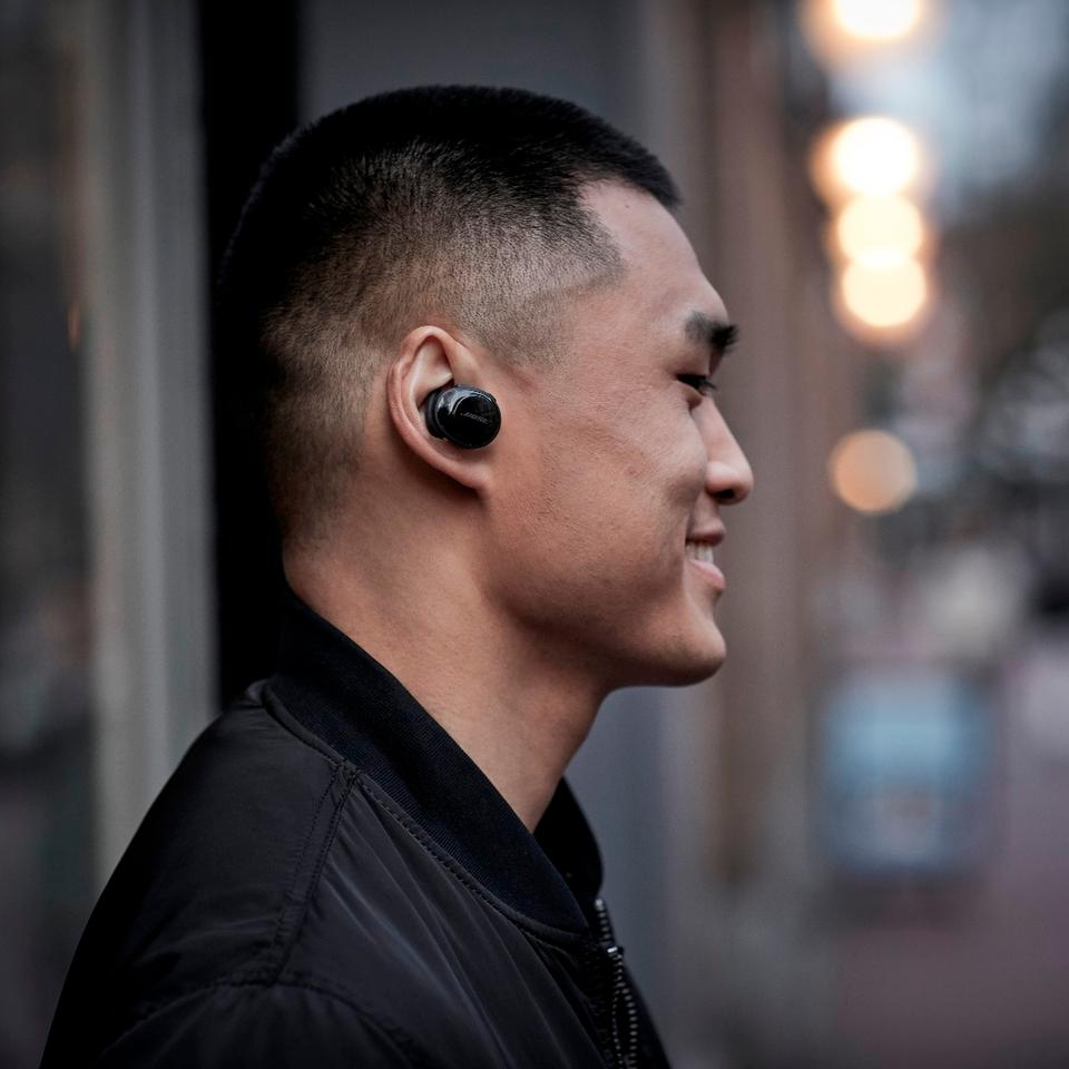 The Bose SoundSport Free are the first earbuds from the company to do away entirely with wires