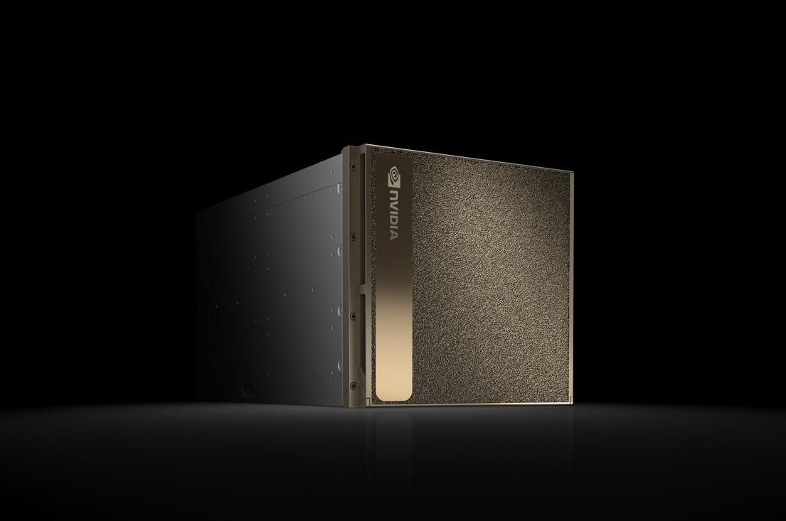 Nvidia's DGX-2, the first 2 petaFLOPS system,powersthe collaboration between King's College London and Nvidia
