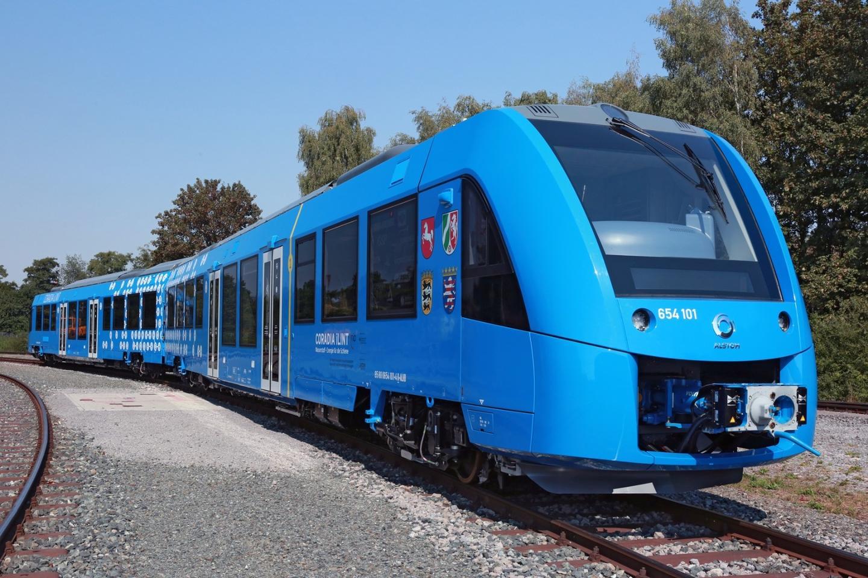 The Coradia iLint is based on Alstom's diesel-powered Coradia Lint 54