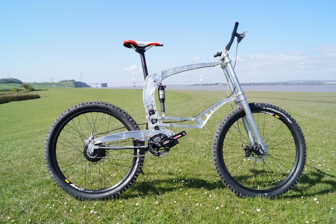The one-of-a-kind NOAH bike