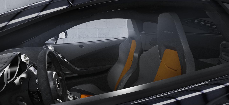 Inside the McLaren 650S Le Mans edition
