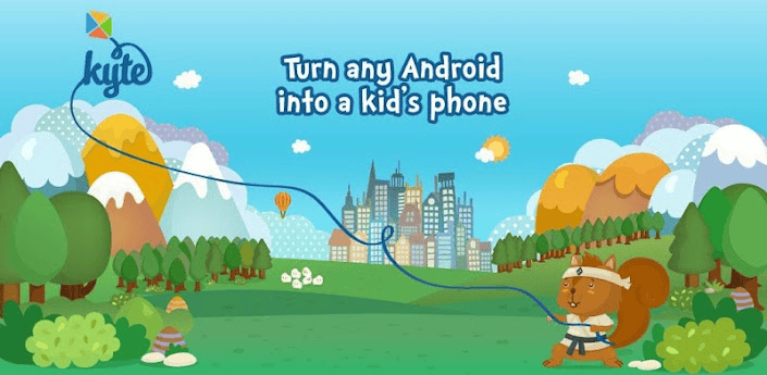 Kyte - Turn any Android into a kid's phone
