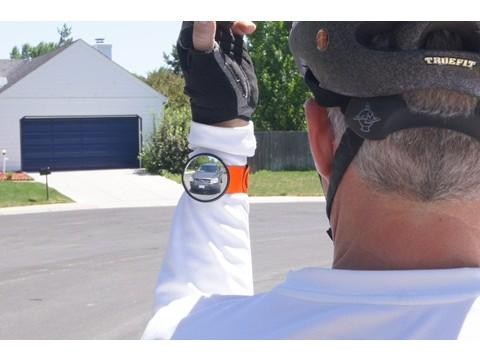 CyFy WristView lets you check your blind spot