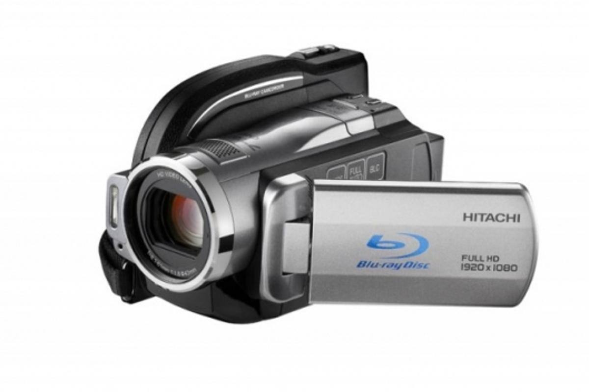 Hitachi DZ-BD10HA Blu-ray camcorder