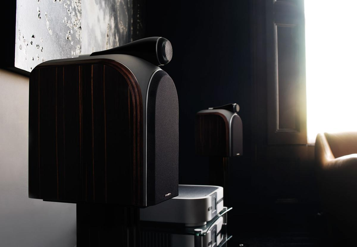 Bowers & Wilkins has launched the PM1 bookshelf speaker, which benefits from a newly designed tweeter, some new bass/midrange driver dampening technology and a shake-resistant internal structure