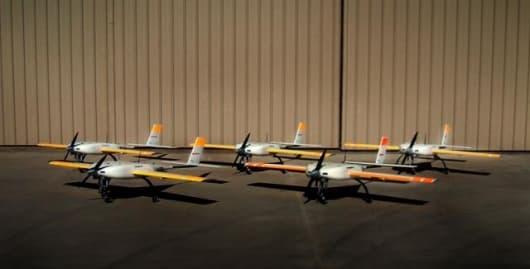 Raytheon's Cobra, a compact, affordable UAV aimed at scientific and commercial usage