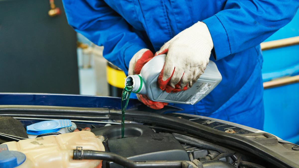 Antifreeze can be deadly, but perhaps not for much longer (Photo: Shutterstock)