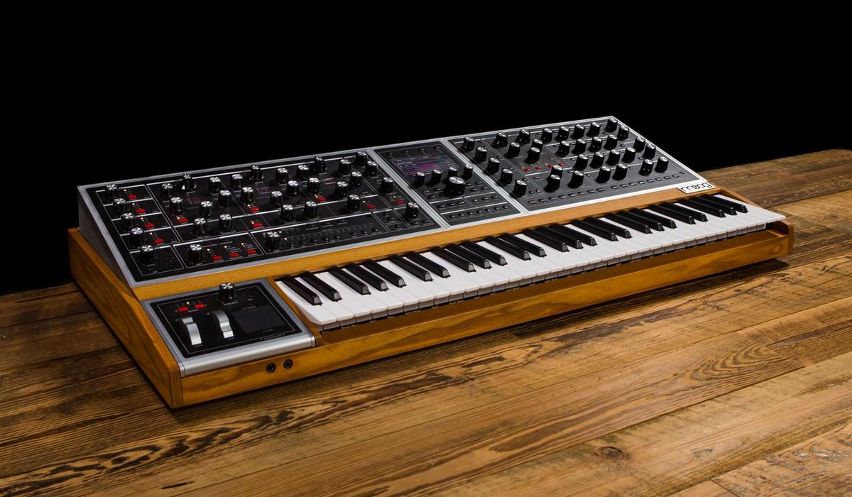 Moog has a new flagship, and its name is the One