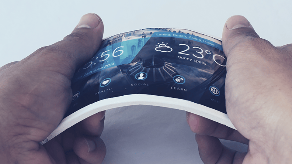 The Portal is one of the more flexible devices we've seen