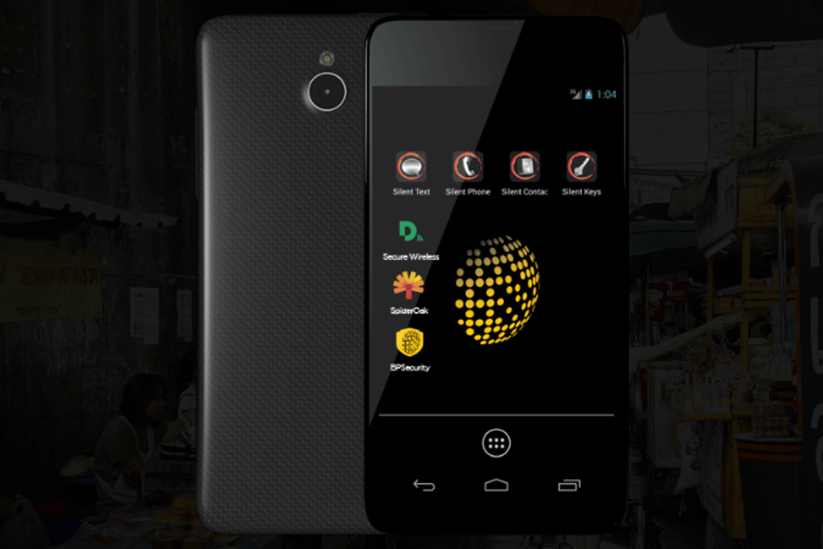 The Blackphone is aimed at providing users with control over their security and privacy